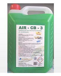 ΧΗΜΙΚΟ AIR CB-3 ΠΡΑΣΙΝΟ ΕΣΩΤΕΡΙΚΟ 4 ΛΙΤΡΑ EUROCHEM
